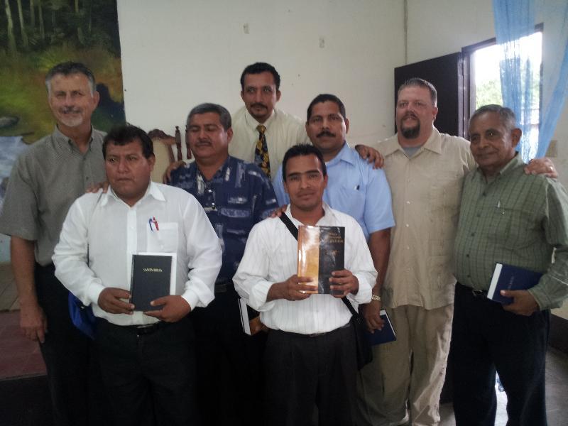 Nicaraguan Pastors